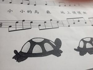 音樂劇烏龜歌